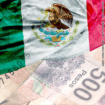 Mexico to raise minimum wage   to $4 70 a day