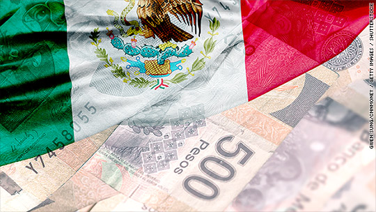 Mexicans In U S Send Cash Home Record Numbers