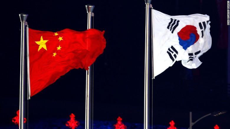 Trade leading south korean
