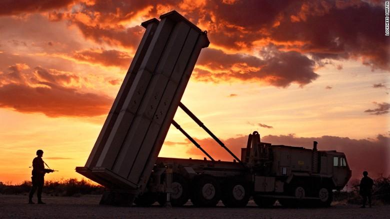 thaad anti missile
