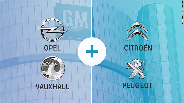 通用汽车以23亿美元的价格出售其欧洲业务