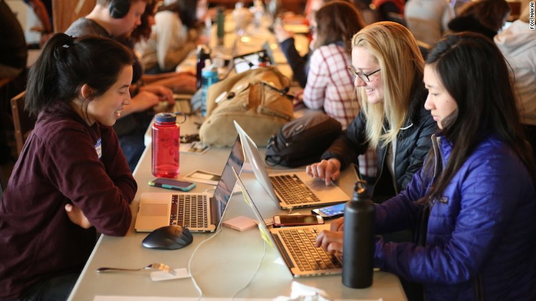abortion access hackathon github
