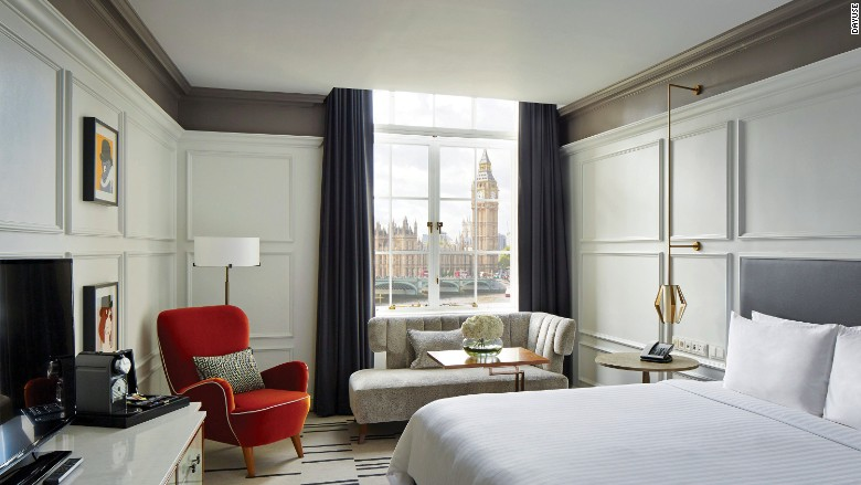 DayUse hotel london marriott county hall