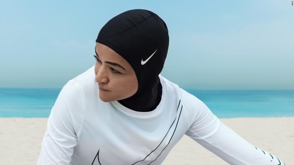 Nike unveils new 'Pro Hijab'