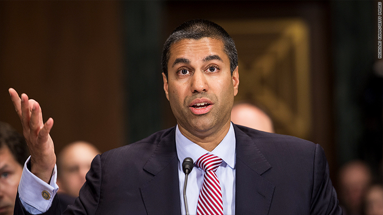The FCC Chair Has