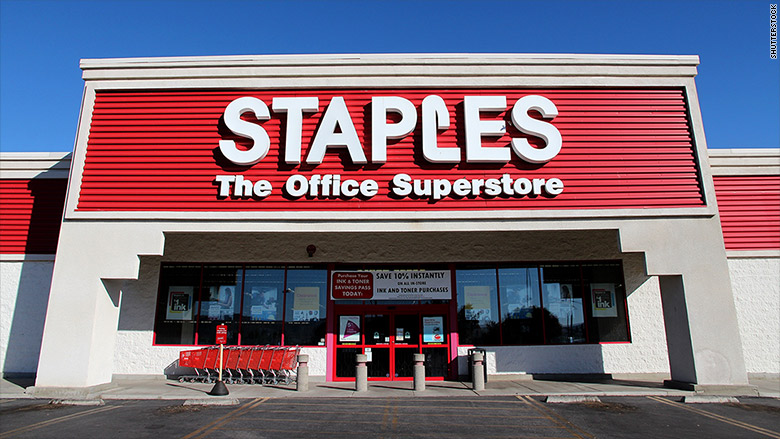 Going Private: Staples Is Selling Itself For A Fraction Of Its Former Value