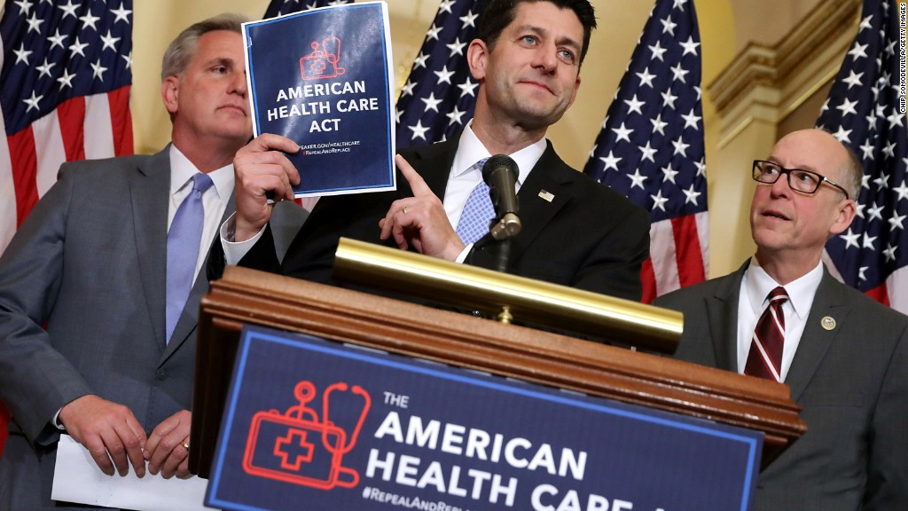 What's in the Republican health care bill