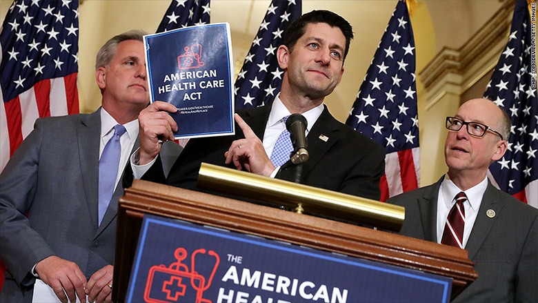 paul ryan american health care act