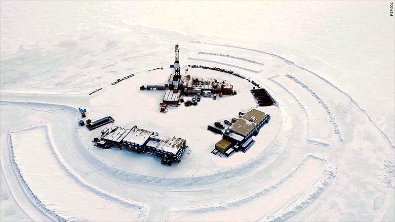 alaska oil repsol