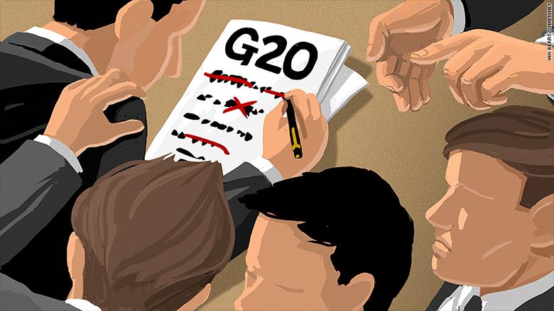 g20 communique
