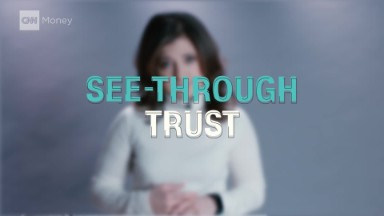 Here's how Trump's 'see-through' trust works