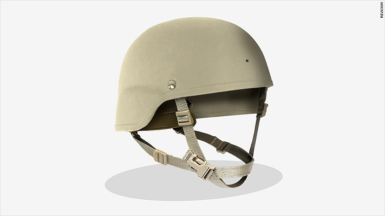 revision army helmets