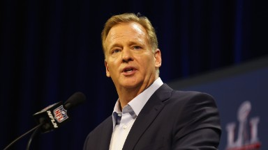 NFL owners extend Commissioner Roger Goodell's contract