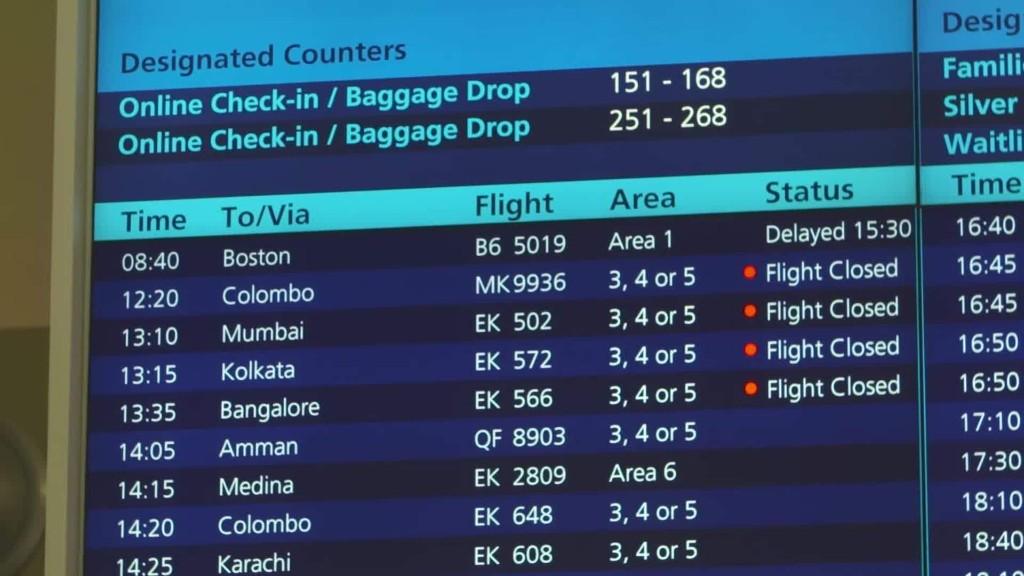 Dubai airports prepare for electronics ban