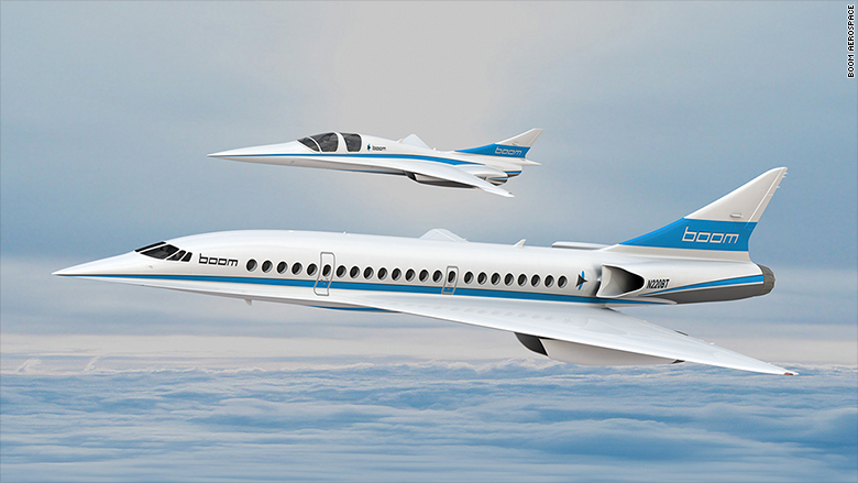 boom aerospace supersonic xb-1