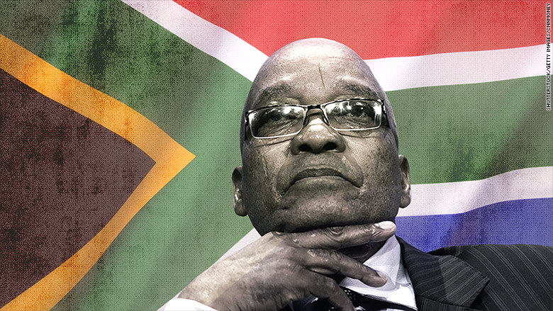 south africa finance minister