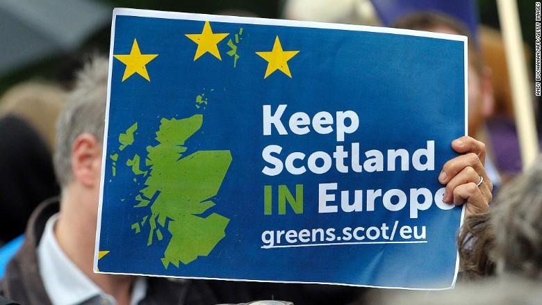 brexit promise scotland