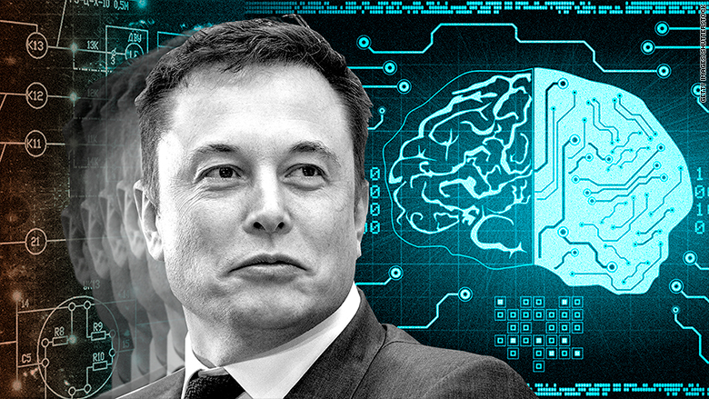 elon musk company brain interface