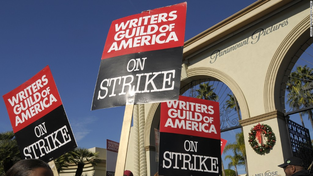 Will Hollywood writers strike?