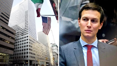 Jared Kushner's crowning real estate deal is in trouble but not dead