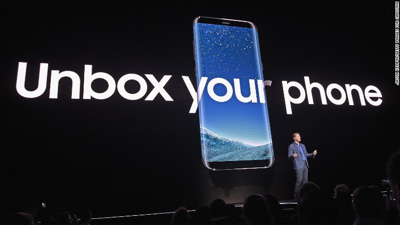 samsung galaxy 8 launch