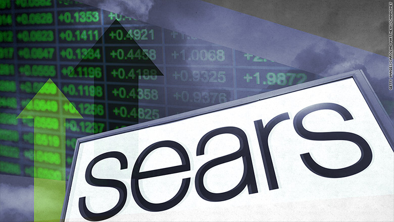 Sears Stock Is Up 50 In A Week What The Heck Is Going On