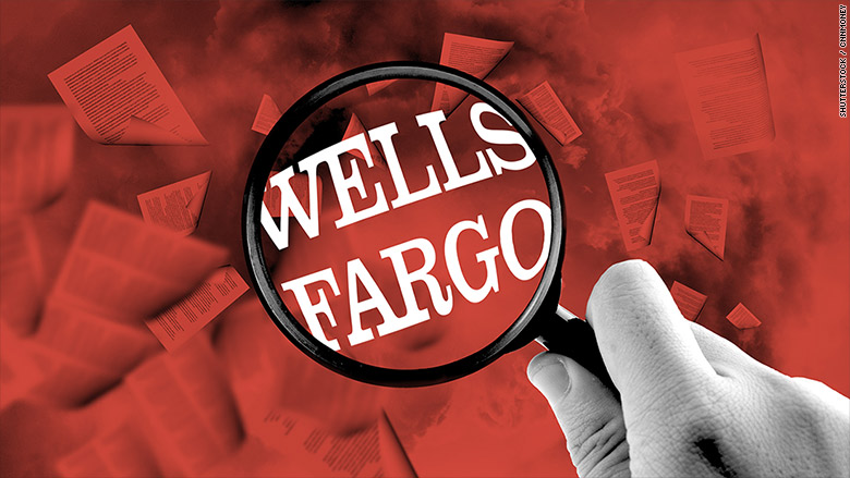 wells fargo magnifying glass