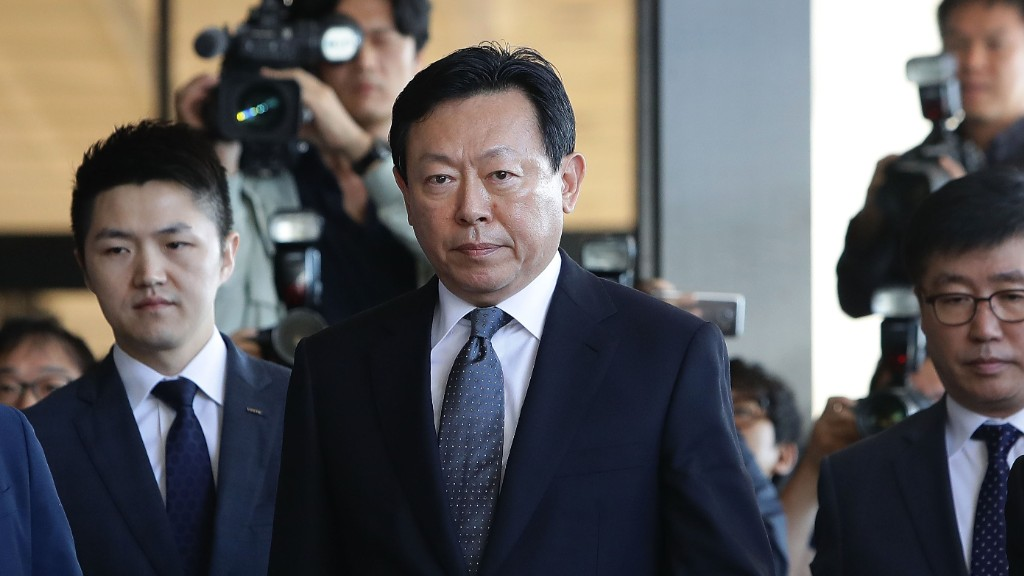 The South Korean firm facing China's wrath
