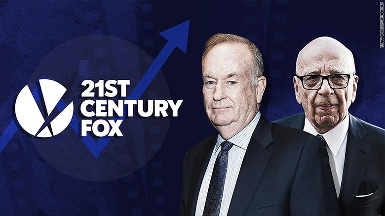 21st century fox stocks