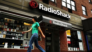 RadioShack is back. Kinda