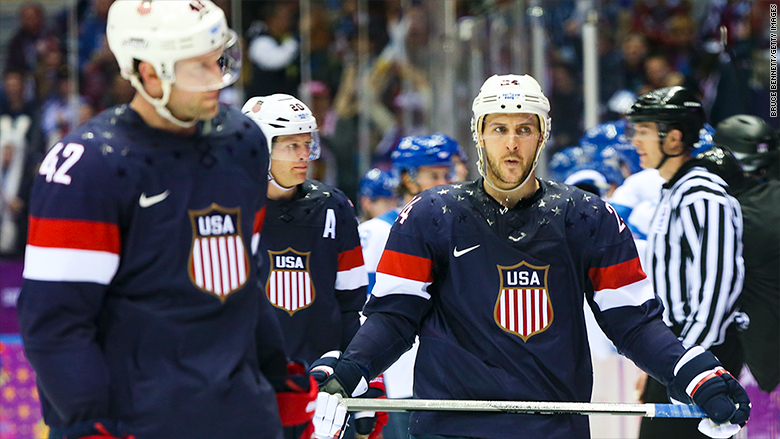 NHL Players Wont Compete In The 2018 Winter Olympics
