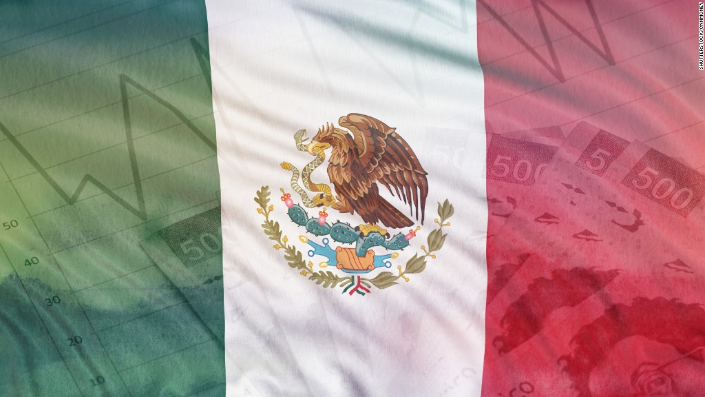 Mexico retaliates with tariffs on US goods