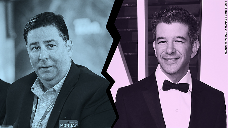 bill peduto travis kalanick