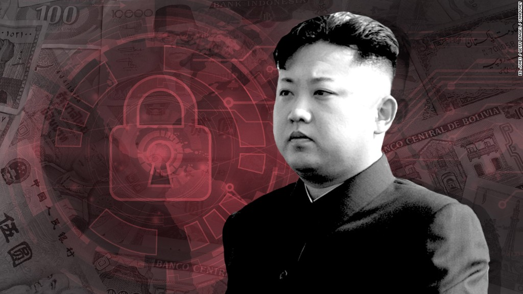 North Korea's cyber wars