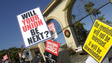 WGA headed back to negotiating table as strike looms