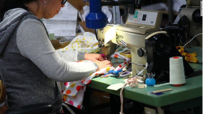 suuchi factory sewing