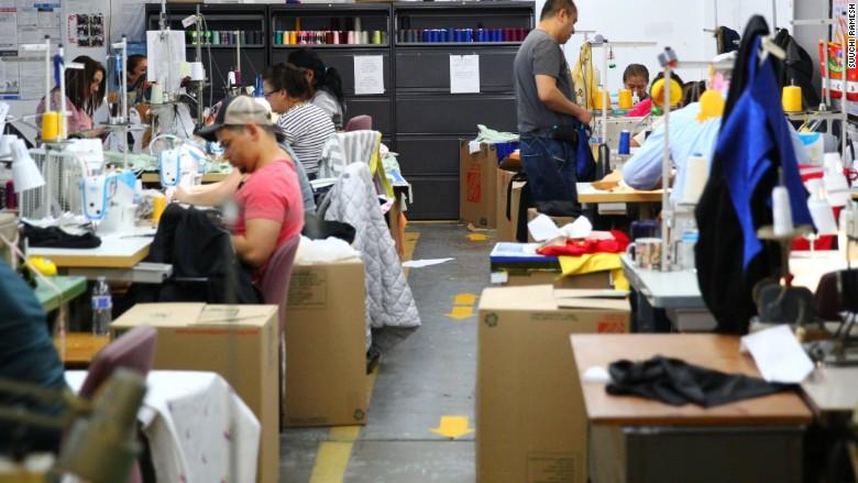 Suuchi factory floor