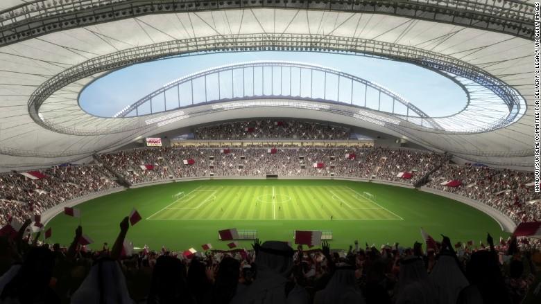 qatar 2022 artist impression