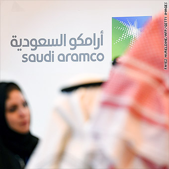 Saudi Arabia's 'big concern' about listing its oil giant in