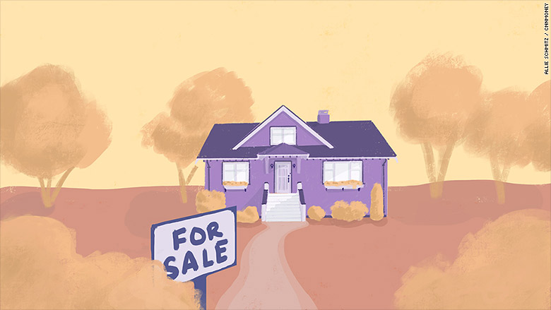 home for sale purple