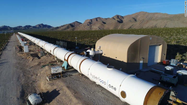 hyperloop one 2