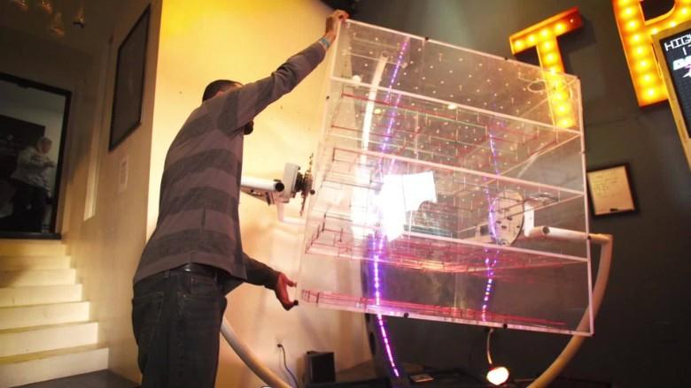 High Tech Circus The Future Of Entertainment Video Tech