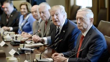 New plaintiffs join suit that claims Trump violates Constitution