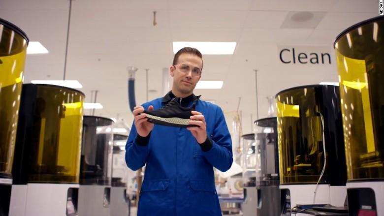 adidas futurecraft 4d sneaker
