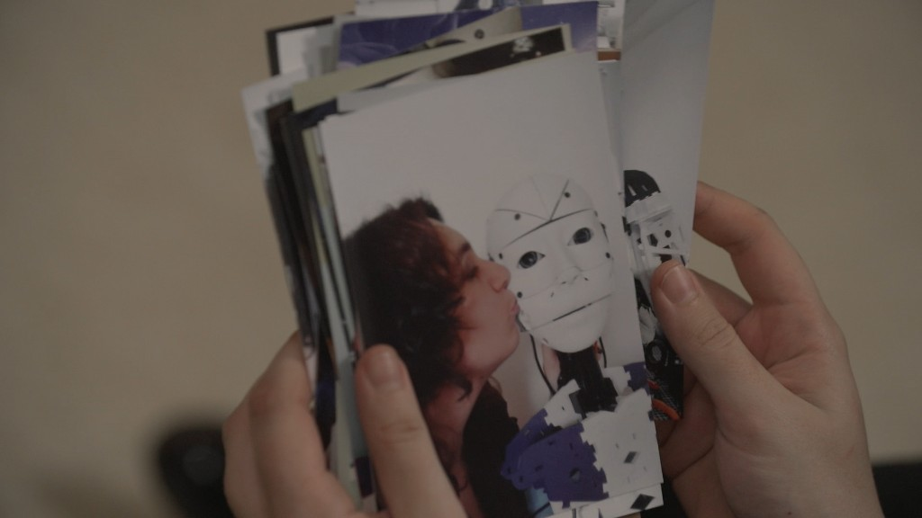 Can you fall in love with a robot?