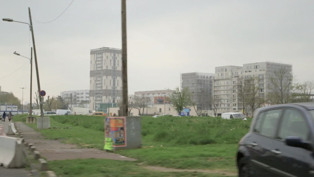 Forgotten in France: The banlieues outside Paris