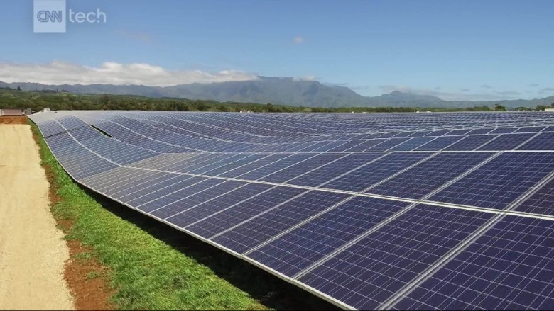 Tesla Solar Panels Are Starting To Power Hawaii Island