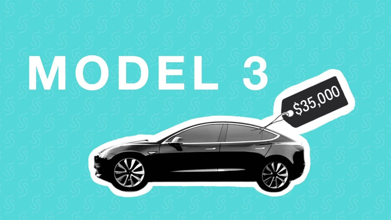 Tesla gears up to launch the Model 3 - Video