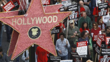 Hollywood buys stability through labor deals