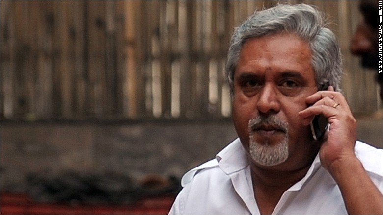Vijay Mallya india arrest